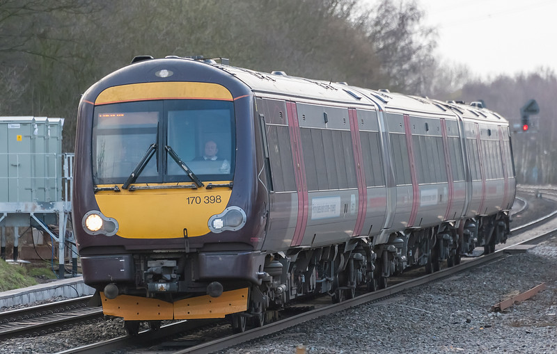 170398 Water Orton 10 March 2011