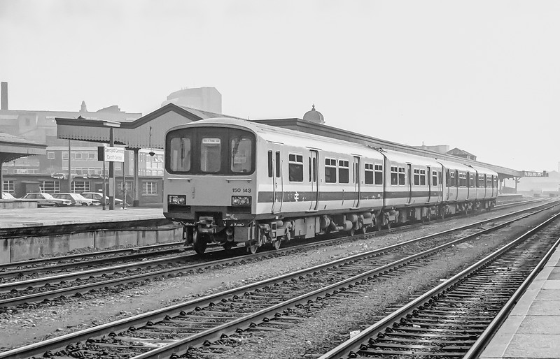 150143 Cardiff Central 27 April 1987
