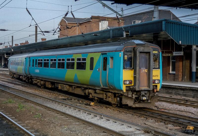156470 Doncaster 28  November 2003