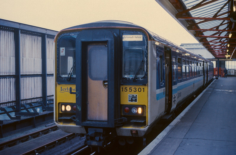 155301 Portsmouth Harbour