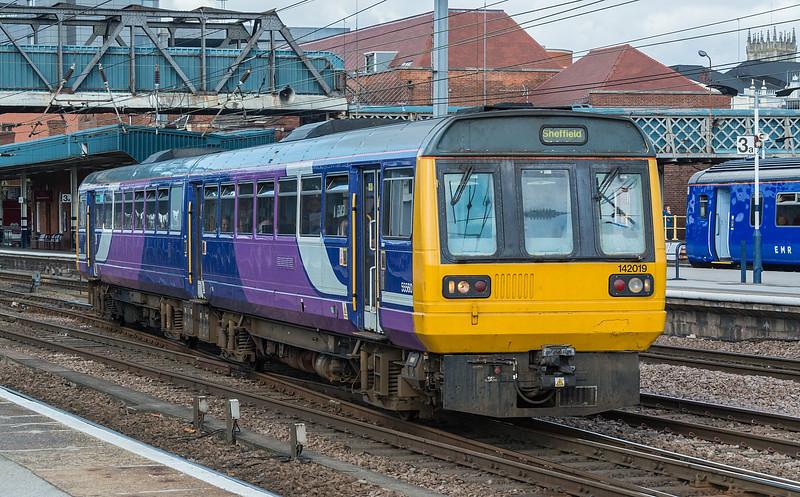142019 Doncaster 7 September 2019