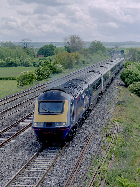 43016 Cholsey 11 May 2007