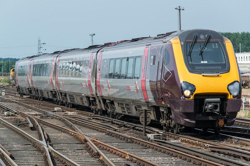 220009 Eastleigh 3 July 2015