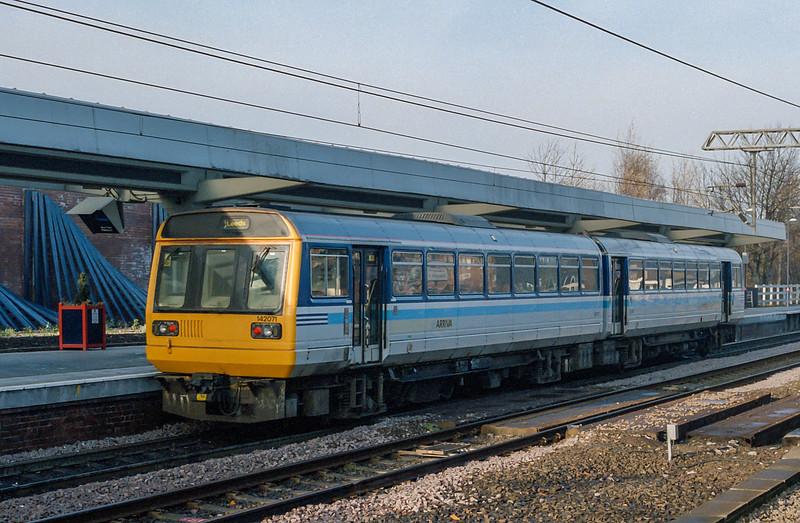 142071 Wakefield Westgate 28 November 2003