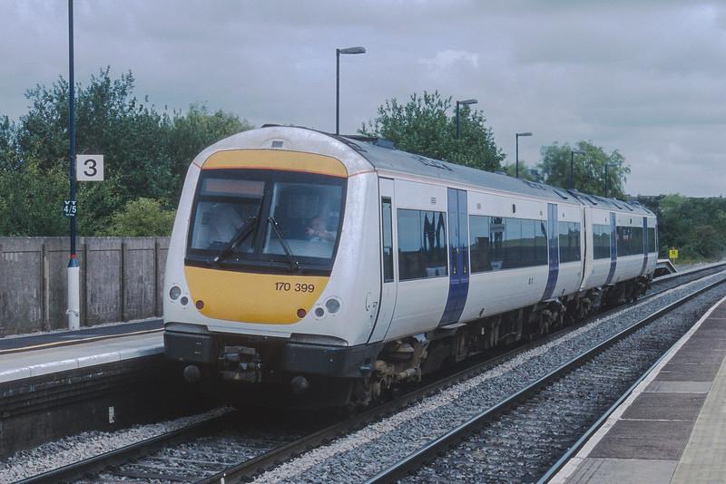 170 399 Tamworth 9 July 2004