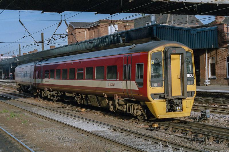 158903 Doncaster 28 November 2003