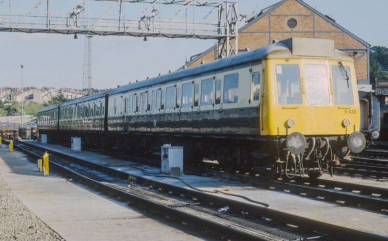 Bristol Bath Road 1 July 1986