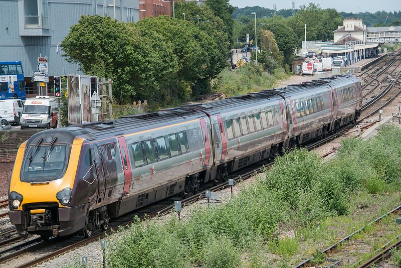 220003 Eastleigh 3 July 2015