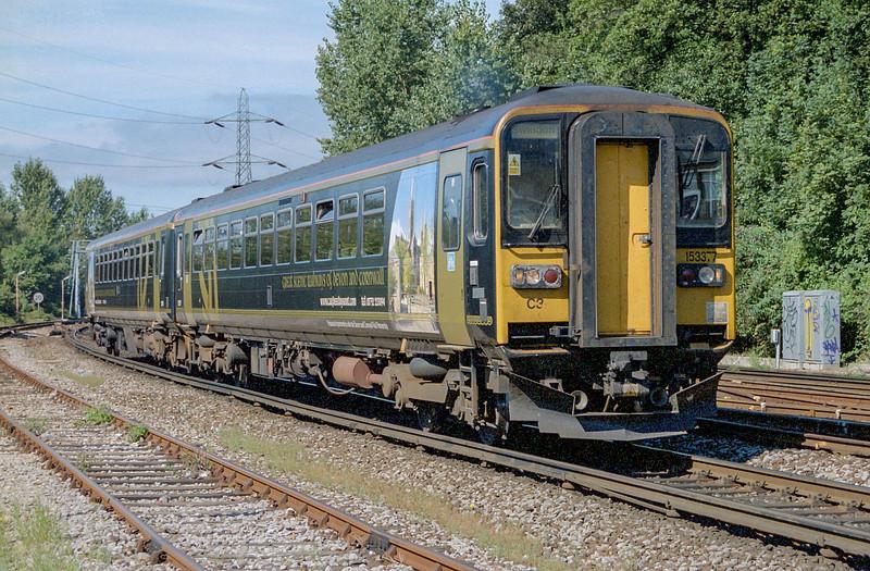 153377 Southampton  August 2004