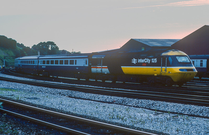 43126 Bristol Temple Meads 2 July 1986