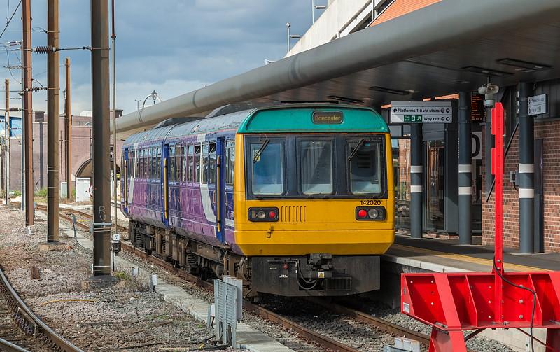 142020 Doncaster 7 September 2019