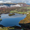 View from Loughrigg Fell