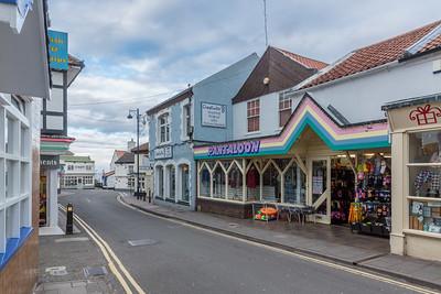 Sheringham town