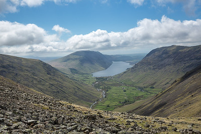 Another view of Wast Water