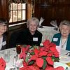 Meg Shaw, Sandy Cook (new member), Betty Gabehart (guest)