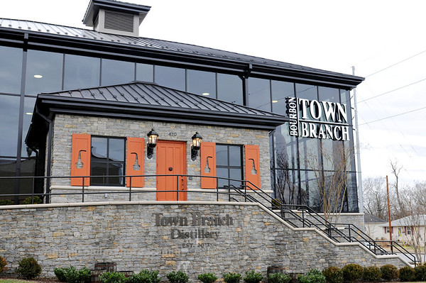 Town Branch Distillery and Brewery 2013