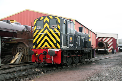 D2073 at Crewe Heritage Centre on 24th January 2010 (2)