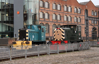 06 003 & D2868 at MOSI on 30th January 2013