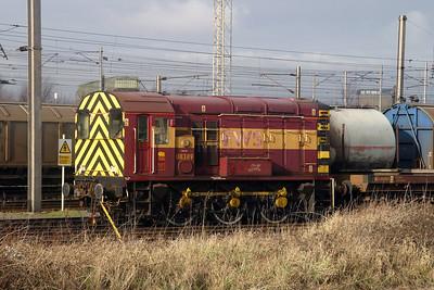 08 389 at Warrington Arpley on 1st February 2005