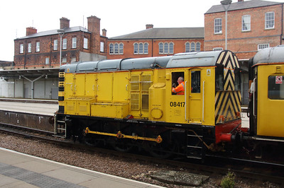 6) 08 417 at Derby on 11th November 2015