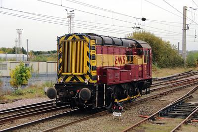 1) 09 106 at Warrington Bank Quay on 25th October 2012