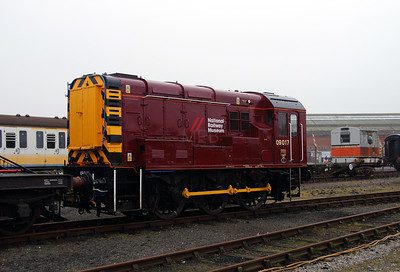 1) 09 017 at York NRM on 8th March 2013