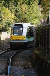 2) 139 002 at Stourbridge Town on 2nd November 2016