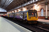 142 050 at Manchester Piccadilly on 19th January 2017 (1)