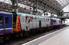 142 031 at Manchester Piccadilly on 28th June 2014 (3)