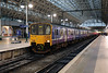 150 143 at Manchester Piccadilly on 19th January 2017 (1)