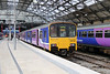 150 112 at Liverpool Lime Street on 19th April 2014