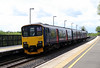 3) 150 002 at Tamworth High Level on 13th May 2013 working 5V99 1030 BRUSH Loughborough to Reading Depot