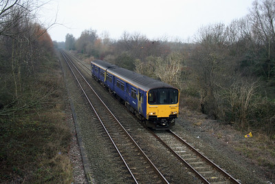 150 13x at Padgate on 27 December 2006