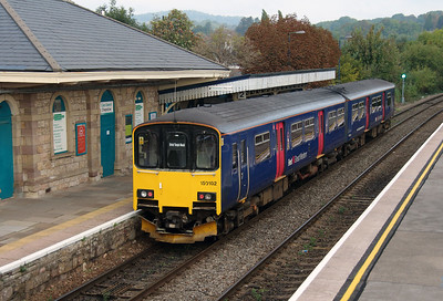 3) 150 102 at Chepstow on 4th October 2016