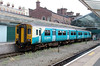 150 258 at Chester on 27th August 2016