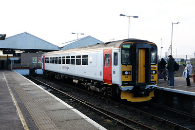 153309 at Great Yarmouth on 17th February 2017