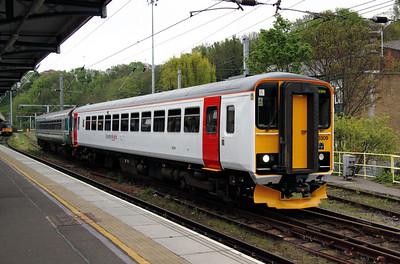 1) 153 309 at Ipswich on 4th May 2012