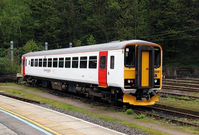 2) 153 309 at Ipswich on 4th May 2012