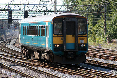 153 331 at Preston on 22nd August 2007 (1)