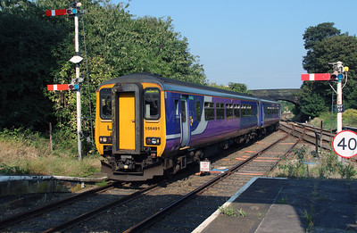 2) 156 491 at Helsby on 14th September 2016