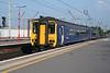 156 455 at Wigan North Western on 10th May 2006