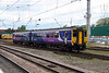 156 426 at Warrington Bank Quay on 24th June 2013