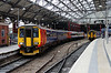 2) 156 410 at Liverpool Lime Street on 19th April 2014