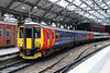 1) 156 410 at Liverpool Lime Street on 19th April 2014