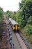 2) 156 468 on Halton Branch between Frodsham Jn and Halton Jn on 5th September 2015 working 2F80 0753 Chester to Runcorn. Last booked passenger service of 2015