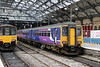 156 486 at Liverpool Lime Street on 19th April 2014