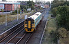 158 828 at Wrexham General on 3rd September 2007  (2)
