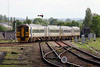 158 822 at Shrewsbury on 2nd May 2005 (3)