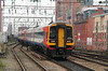 158 780 at Manchester Oxford Road on 23rd January 2015