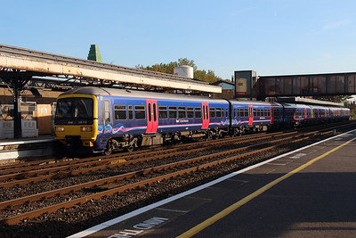 165 112 at Oxford on 31st October 2016